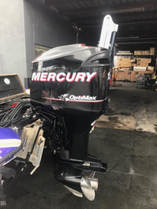 150hp Mercury Optimax