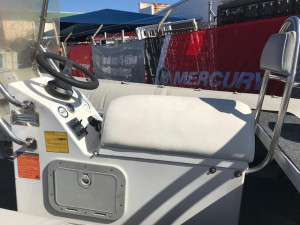 Inflatable Centre console RIB