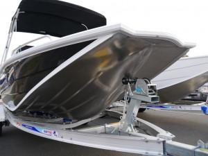 Quintrex F450 Hornet - 60hp Mercury 4-Stroke