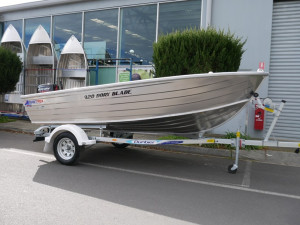 Quintrex 420 Dory - Open Tinnie