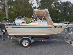 2001 SEA-AL 410 FISHERMAN