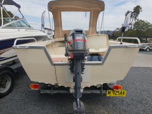 2001 SEA-AL 410 FISHERMAN