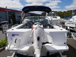 Quintrex 481 Fishabout - Runabout Package