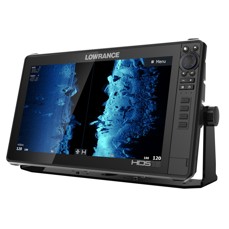 HDS-16 LIVE with Active Imaging 3-in-1 Transducer (ROW ...