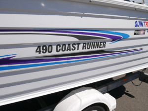 Quintrex 490 Coast Runner - Runabout