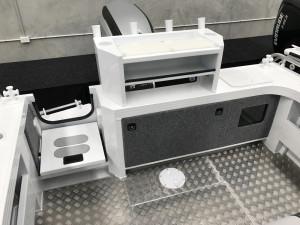 Stacer 659 Ocean Ranger Center Cabin HT 2020 Model