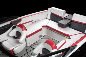 scarab jet boat 215 HO Impulse demo