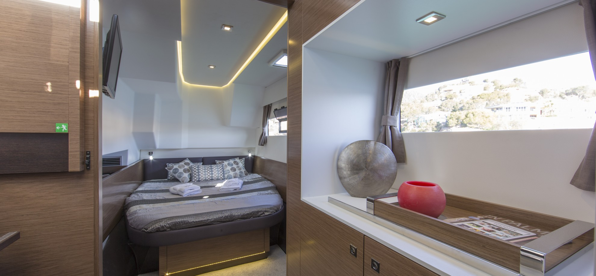 Share Boat - Fountaine Pajot MY37 10th Share