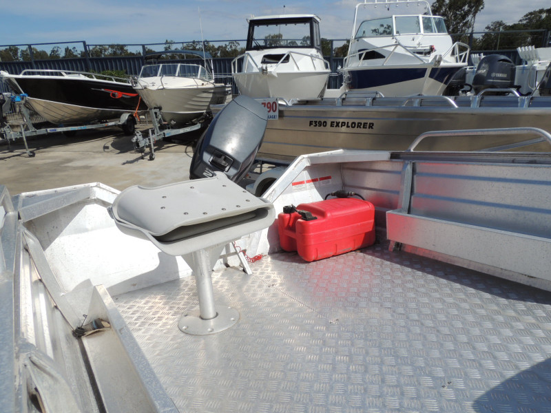 For Sale 420 Horizon Easyfisher Pro 2012 Sell Boats