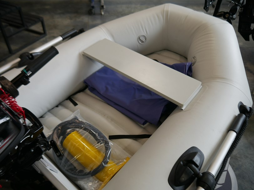 Mercury 200 Dingly - Inflatable Boat