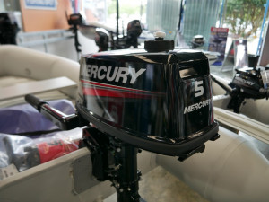 Mercury 250 Air Deck - Inflatable Boat