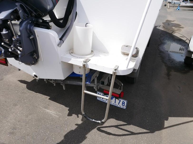 Aqua Gatt 6.1m Cabin Boat