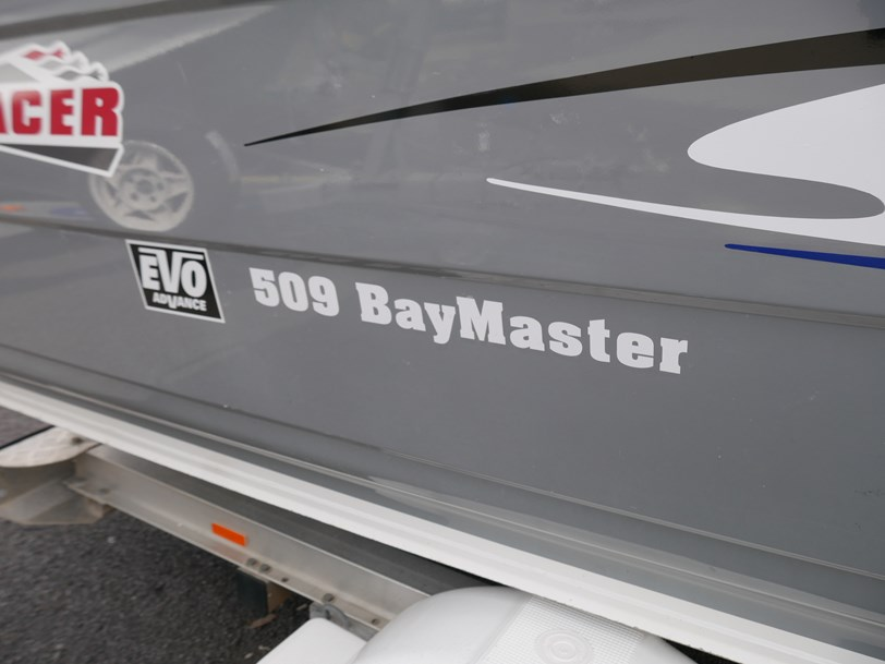 Stacer 509 Bay Master - Runabout