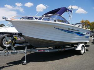Quintrex 480 Coast Runner CV - Runabout