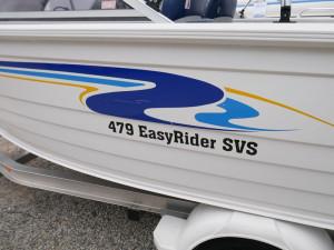 Stacer 479 Easyrider Bow Rider