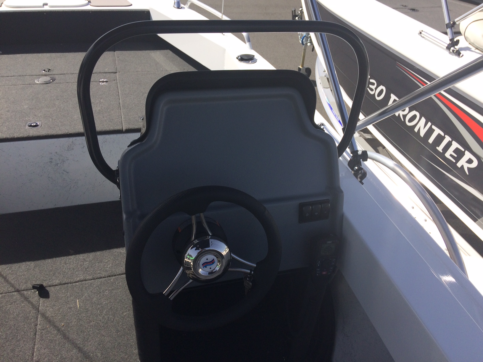 New 2019 Quintrex 510 Frontier Sportsfisher Side Console