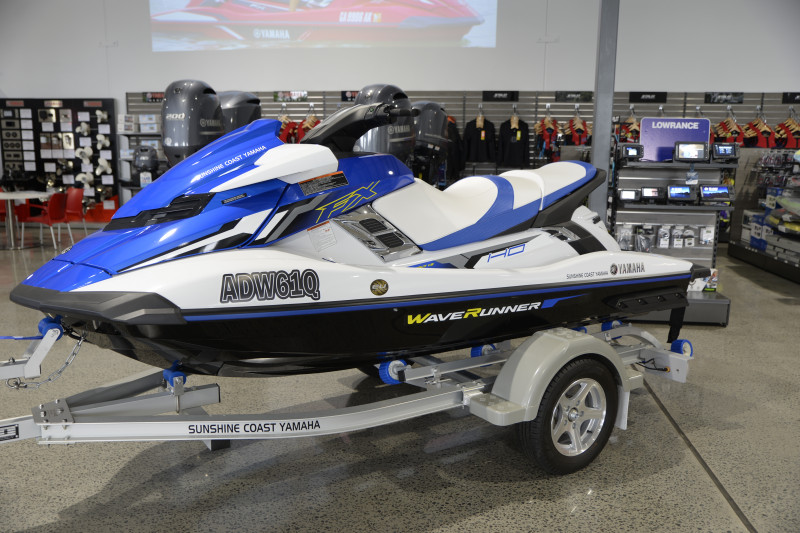 USED YAMAHA WAVERUNNER FX HO FOR SALE | Sunshine Coast Yamaha