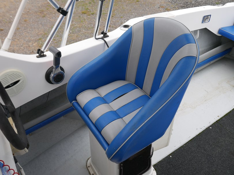 Streaker 5.45 Blue Water - Cabin Boat