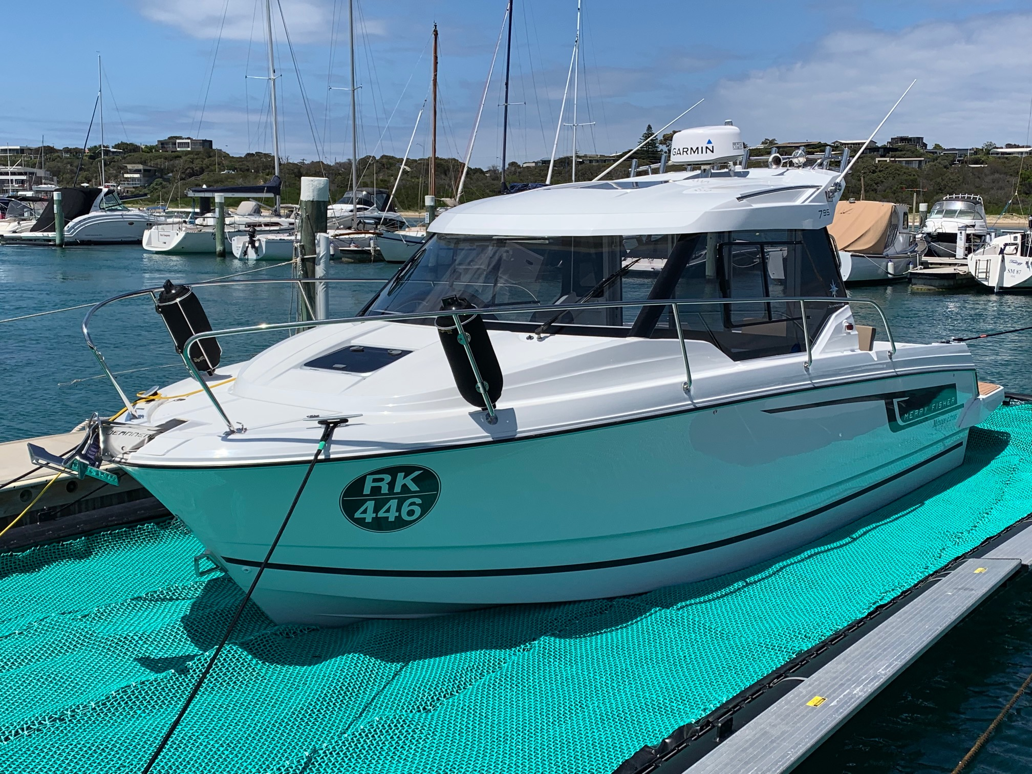 2016 Jeanneau Merry Fisher 795 38 South Boat Sales