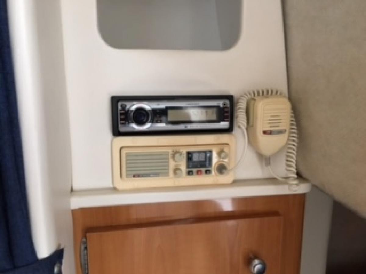 Radio .Cd Player