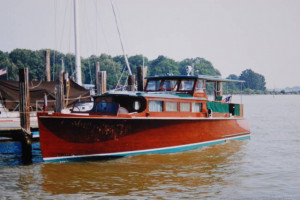 1930 Chris Craft 38 Commuter