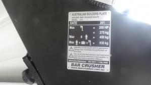 2014 Bar Crusher 670HT