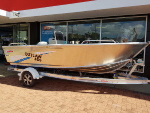 Stacer 489 Outlaw Side Console Motor Marine Services