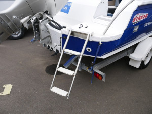 Stacer 549 Wave Master - Runabout