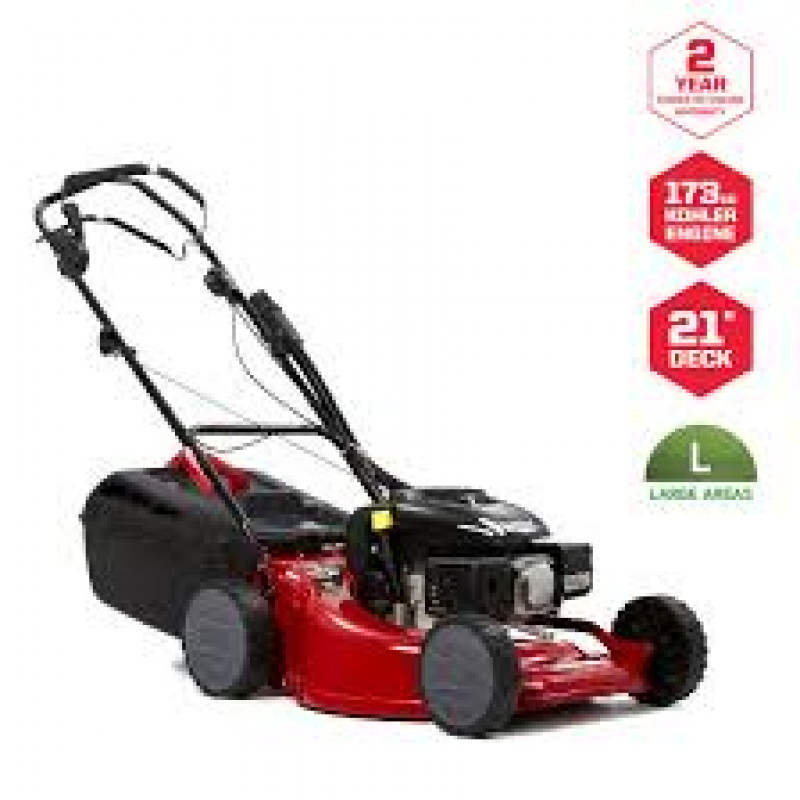 Rover Pro Cut 960 Northern Lawnmower And Chainsaw