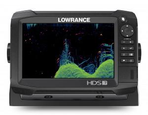 HDS-7 Carbon ROW TotalScan Bundle