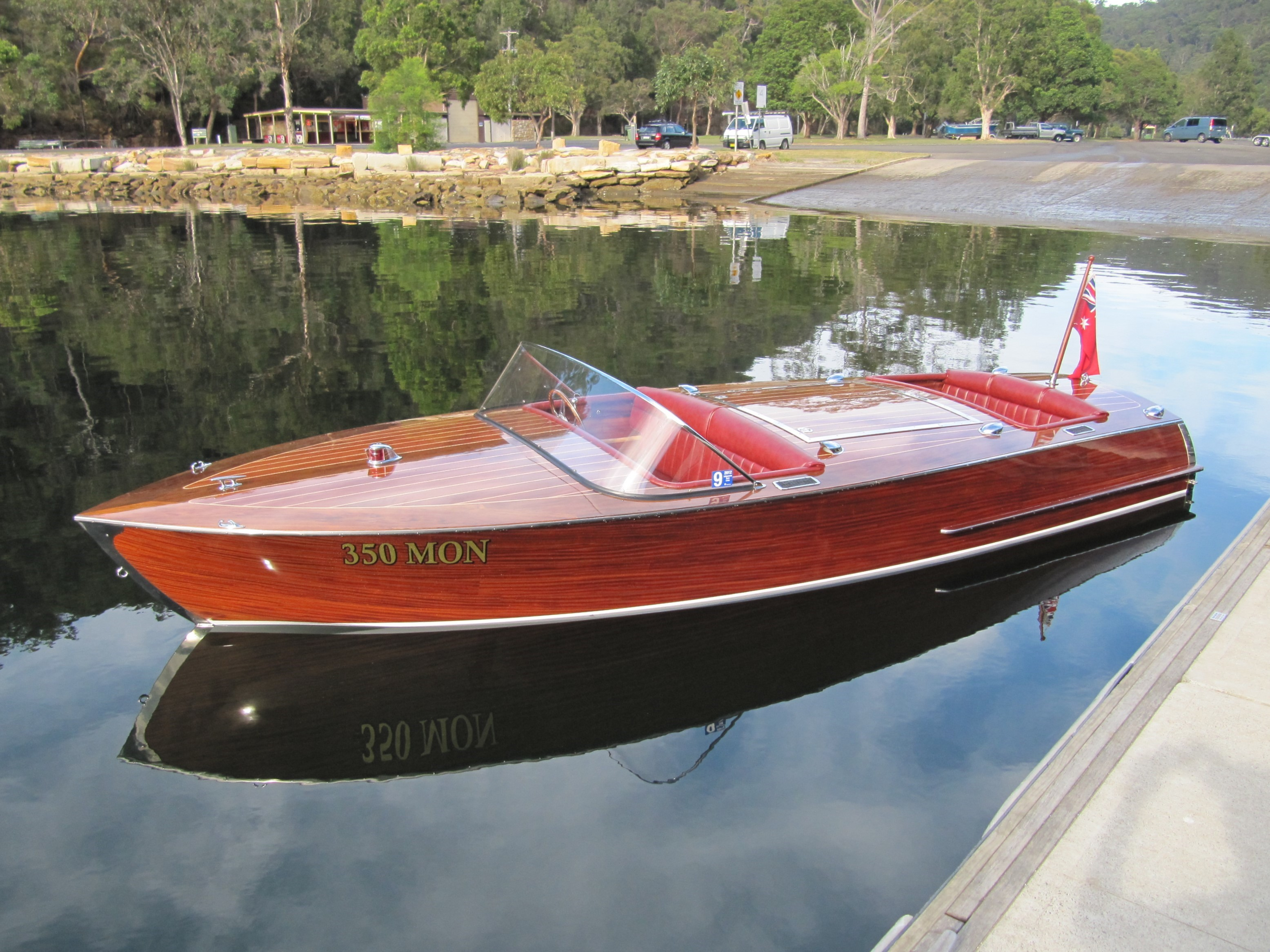 Monaco Chris Craft
