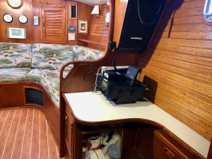 48' Centre Cockpit Cruising Cutter