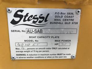 Stessl 4.0 Edgetracker HD 2000 Model