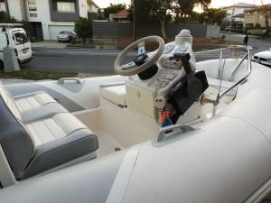 2007 Zodiac 340 Yachtline De Luxe