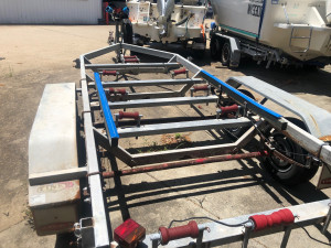 Used Redco Trailer