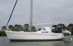 Columbia 34 Sailing Sloop