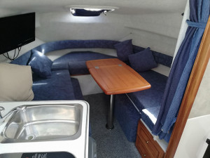 2003 Whittley Cruisemaster 700