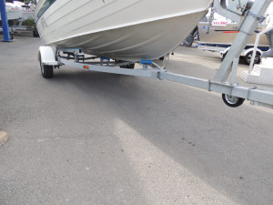 Savage 450 Safari Runabout in good condition