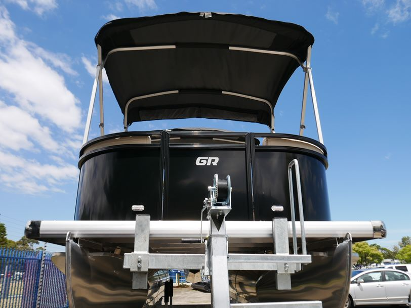 GR Platinum Series 1900 - Pontoon Boat