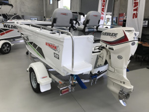 Stacer 429 Outlaw Side Console 2020 Model