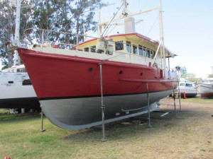 Timber Motor Cruiser - great live aboard