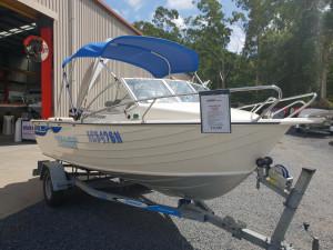 Savage 450 Safari 2004 Aluminum Runabout
