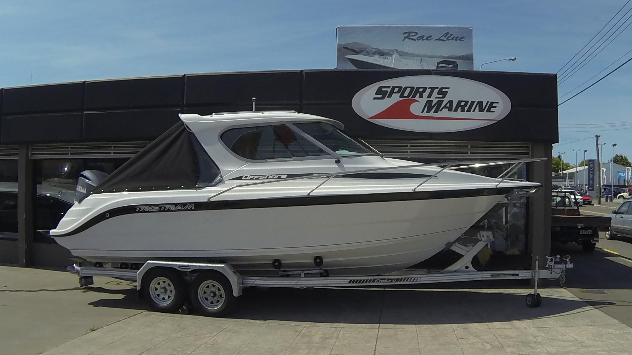 2018 Tristram 701 Offshore | Sports Marine