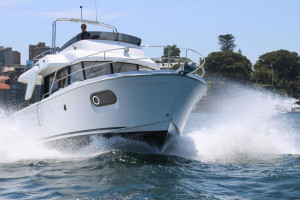 Beneteau Swift Trawler 35 Hull 20