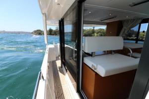 Beneteau Swift Trawler 35 Hull 20