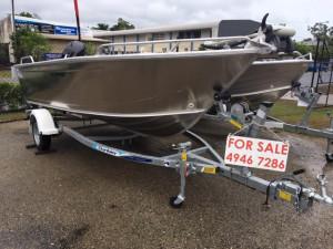 2018 Horizon 450 Easy Fisher