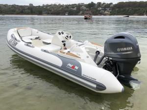 Avon Seasport Deluxe 490 RIB