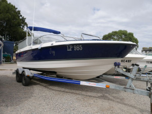 Bayliner 215 Discovery Bow Rider