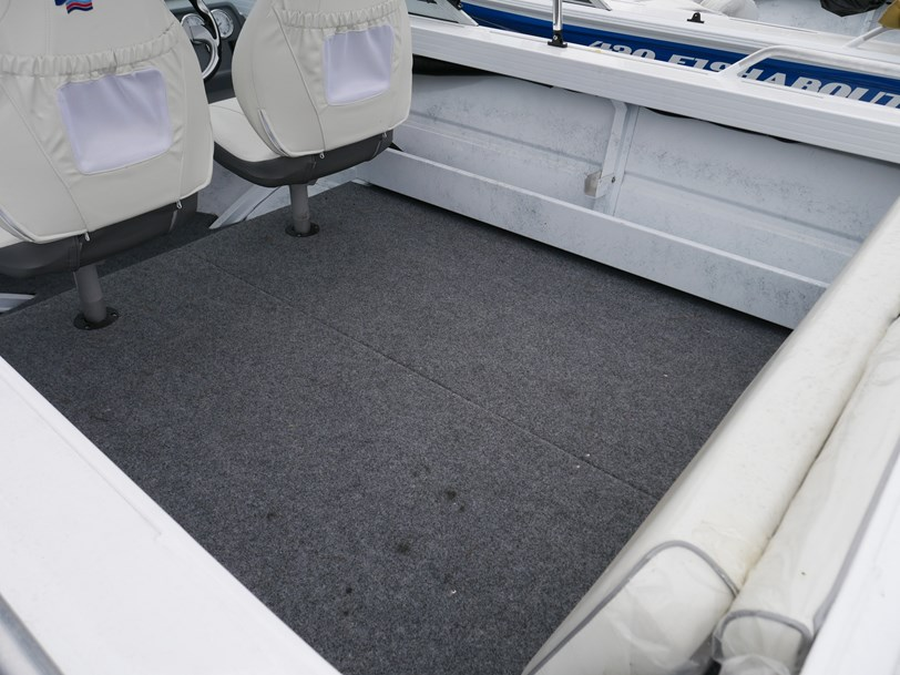Quintrex 430 Fishabout - Runabout - Super Special