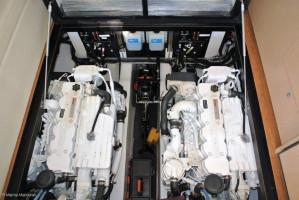 2011 Mustang M41 Sports Flybridge